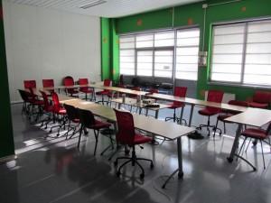 Auriga - Sala Formazione - 24 posti a sedere con tavolo