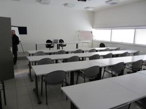 Porta Innovazione / Aula computer - 20 posti con tavolo